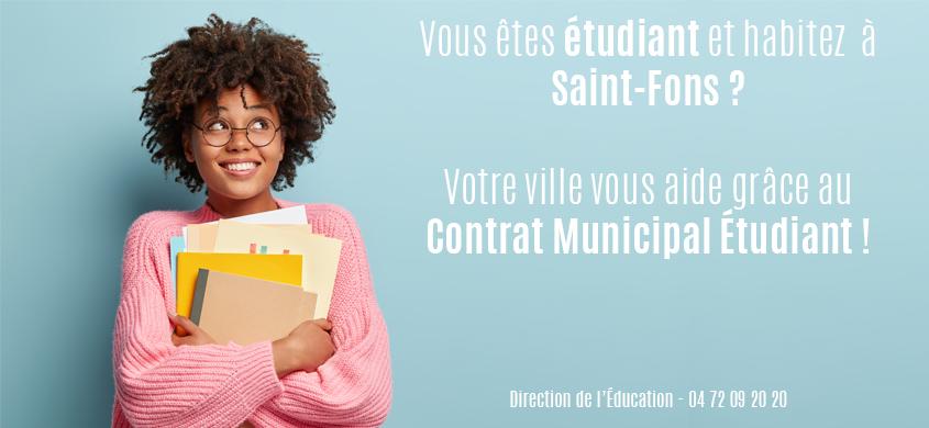 Contrat Municipal Étudiant